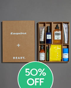 Esquire + Beast Grooming Box