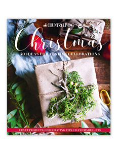 Country Living Christmas supplement