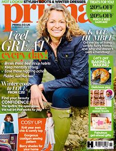 Prima Magazine Cover Image