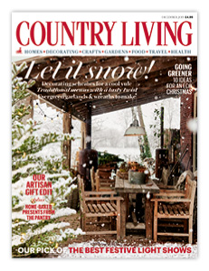 A subscription to Country Living
