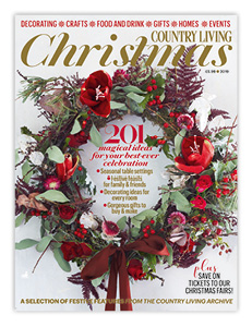 Country Living Christmas Collection