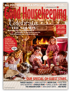A subscription to Good Housekeeping