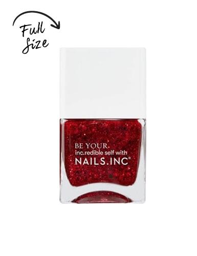 Nail Polish in Blame It On The Glitter Ball