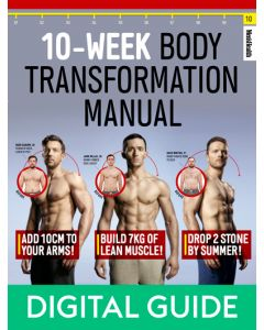 10-Week Body Transformation Manual