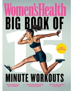 Women's Health 15 Minute Workouts (2nd edition)