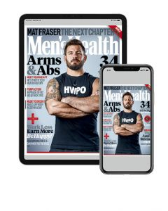 Men's Health Magazine Digital July Issue 2018