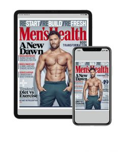 Men's Health Magazine Digital July Issue 2018