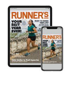 Runner's World Magazine Digital July Issue 2018