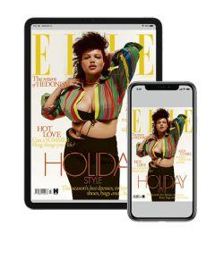 ELLE Magazine Digital July Issue 2018