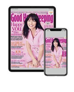 Good Housekeeping Magazine Digital July Issue 2018