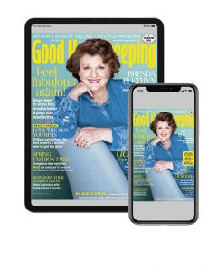 Good Housekeeping Magazine Digital July Issue 2018