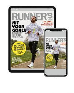 Runner's World Magazine Digital July Issue 2018