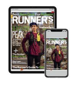 Runner's World Digital Magazine Package July 2018