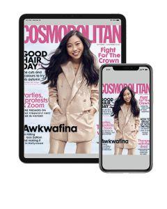 Cosmopolitan Magazine Digital July Issue 2018