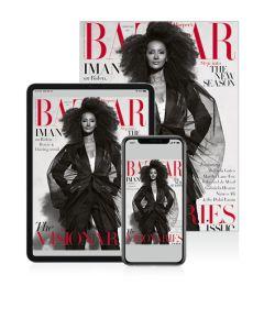 Harper's Bazaar Digital Package Magazine July Issue 2018