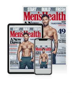 Men's Health Digital Magazine Package July 2018