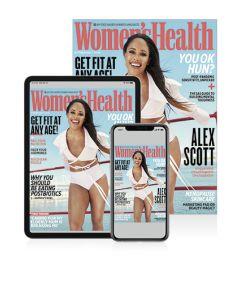 Women's Health Digital Magazine Package July 2018
