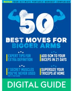50 Best Moves for Bigger Arms