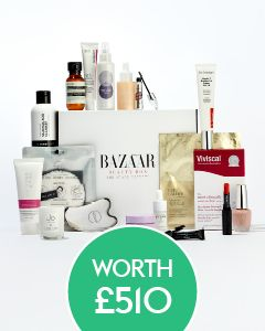 The Harper's Bazaar Award Winners Beauty Box
