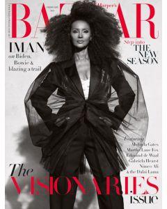 Harper's Bazaar February 2021