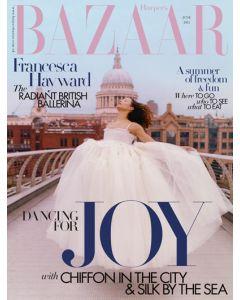 Harper's Bazaar June 2021