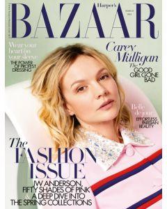 Harper's Bazaar March 2021