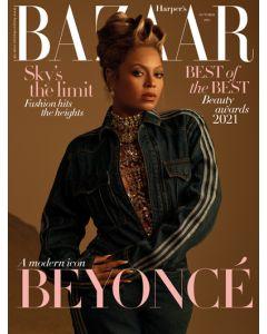 Harper's Bazaar October 2021