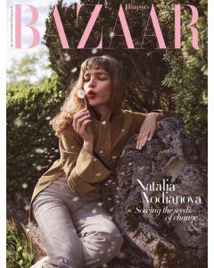 Harper's Bazaar September 2021