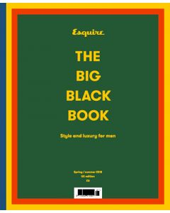 Esquire The Big Black Book Spring/Summer 2018