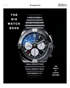 Esquire The Big Watch Book 2020