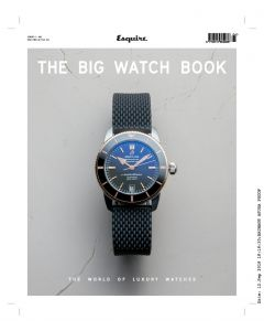Esquire The Big Watch Book 2018