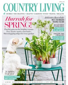 Country Living April 2021