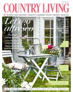 Country Living August 2021