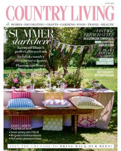Country Living June 2021