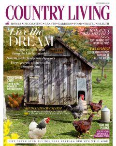 Country Living September 2021