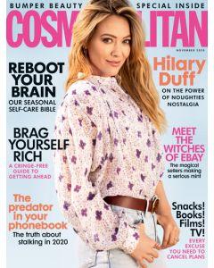 Cosmopolitan November 2020