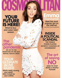Cosmopolitan September 2021
