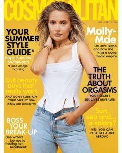 Cosmopolitan July 2021