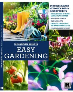 The Complete Guide to Easy Gardening
