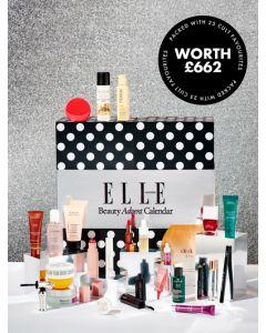 The ELLE Beauty Advent Calendar