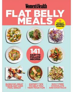 Women's Health Flat Belly Meals