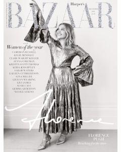 Harper's Bazaar December 2018 Special Edition Florence Pugh Cover