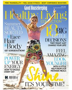 Good Housekeeping Healthy Living Summer Collection