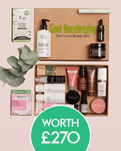The Green Beauty Box by Good Housekeeping