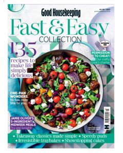 Good Housekeeping Fast and Easy Collection