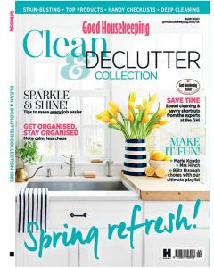 Ultimate Guide to Spring Cleaning & Decluttering