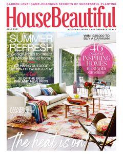 House Beautiful July 2021