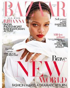 Harper's Bazaar September 2020