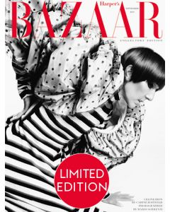 Harper's Bazaar September issue - Limited Edition Celine Dion cover