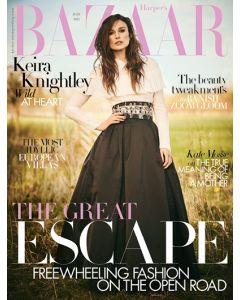Harper's Bazaar July 2021